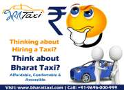 Taxi Services in Pune - Bharat Taxi