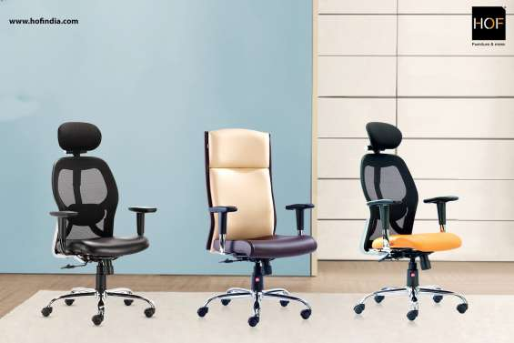 A guide to choosing the right ergonomic executive chair for yourself