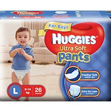 Buy baby diapers online - huggies india