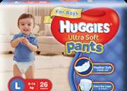 Buy Baby Diapers Online - Huggies India