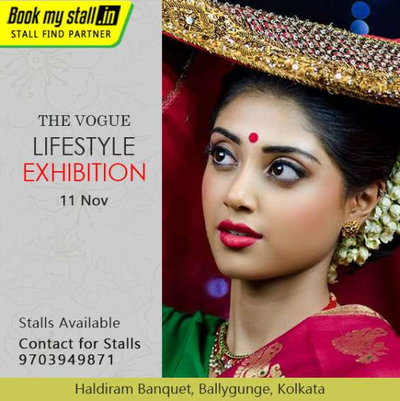 The vogue lifestyle exhibition in kolkata