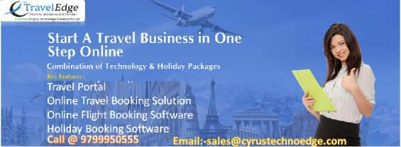 Travel booking development software jaipur