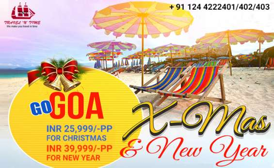 Goa group tour package