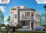 Independent villas for sale near chanda nagar