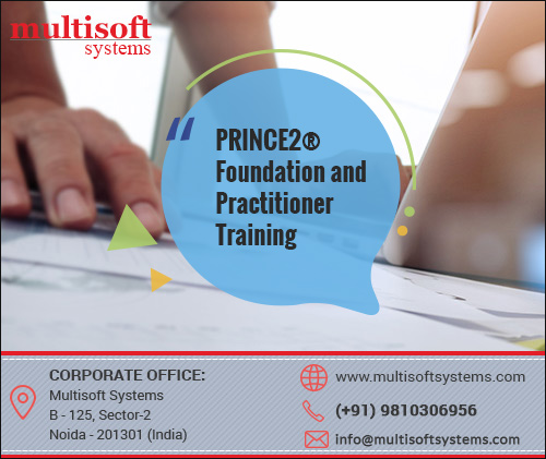 Prince2® foundation and practitioner training