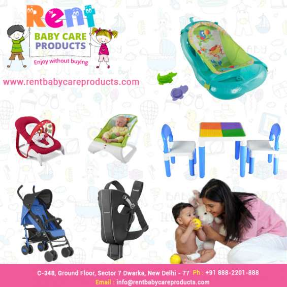 Soft play time equipment on rent | baby equipment rental
