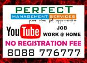 Without investment work from home | pmsjob