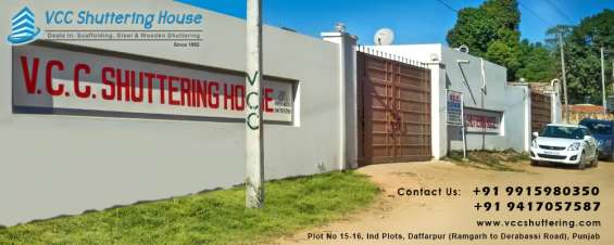 Cuplocks, scaffolding manufacturers in chandigarh, india