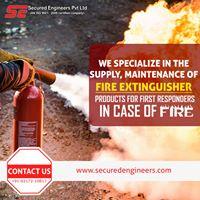 Fire extinguisher dealers in ludhiana