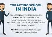 Acting school in india +91-965-420-8369