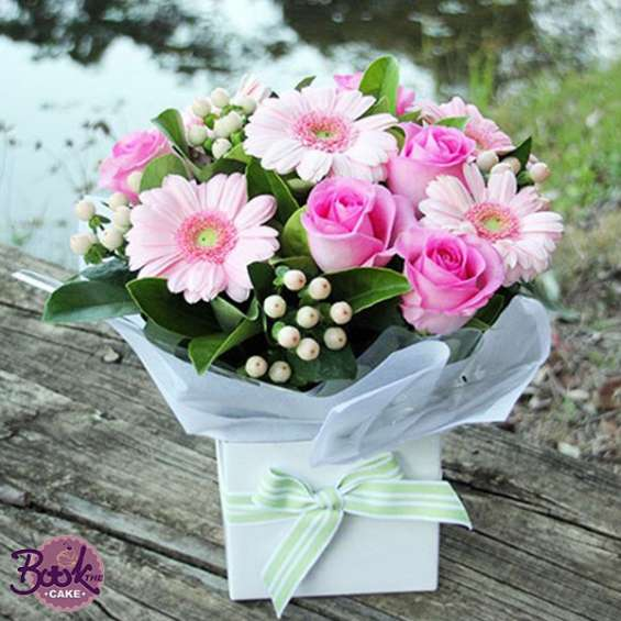 The spirit of happiness and fragrance is here- flowers online hyderabad