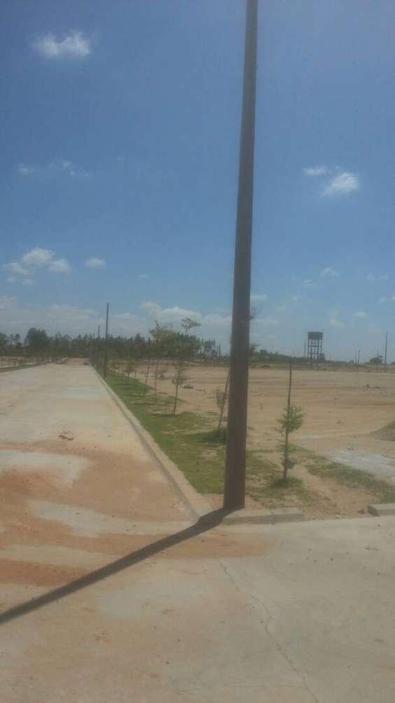 Dtcp approved plots in sarjapura baglur main road