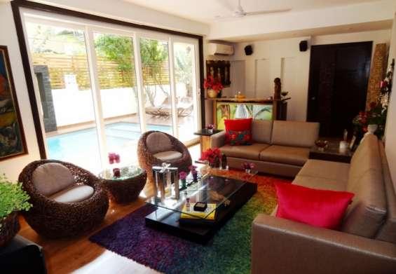 Luxury homes in goa