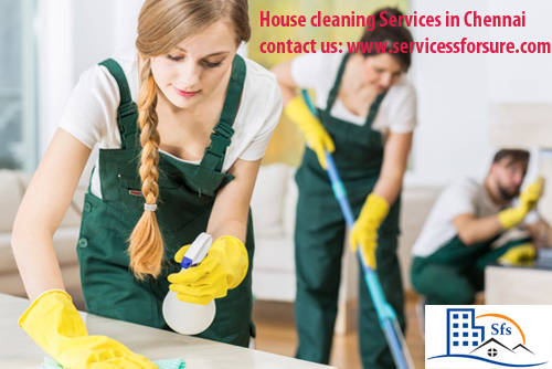 House cleaning services in chennai
