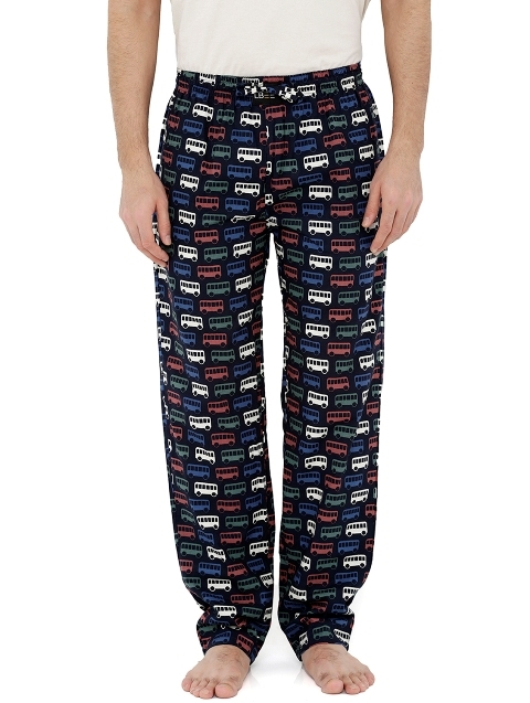 Relax with cool printed lounge pants for men now at shoppyzip