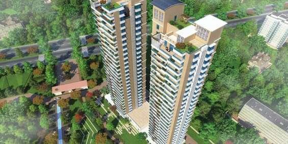 Buy 4 bhk flats gaurs platinum towers 9266789000 in sec-79 noida