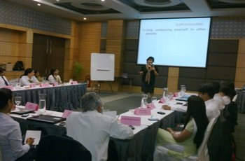 Corporate business etiquette training, classes in india