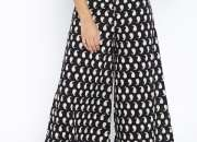Fancy Palazzo Pants at 25% OFF online in ShoppyZip