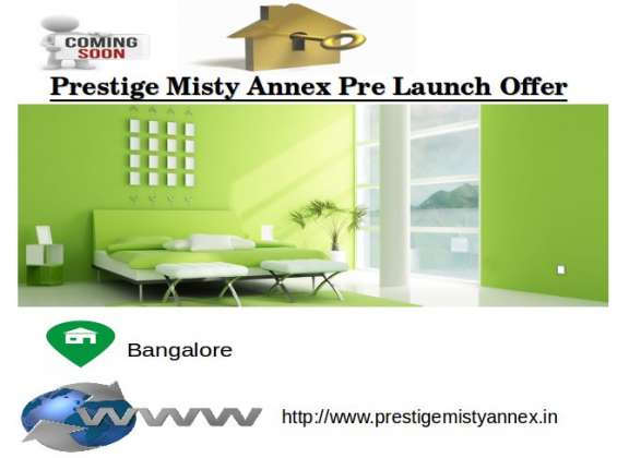 Modern living touch by prestige misty annex pre launch offer