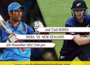Best cricket betting tips for ind vs nz 2nd t20