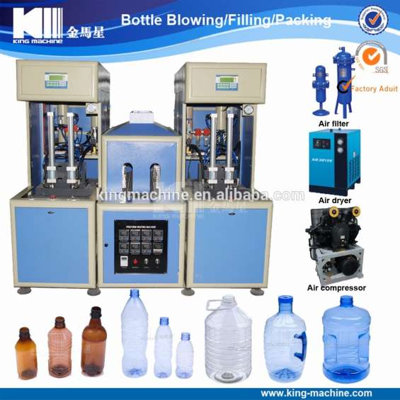 Water bottle manufacturing machine hyderabad