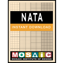 Nata entrance exam books