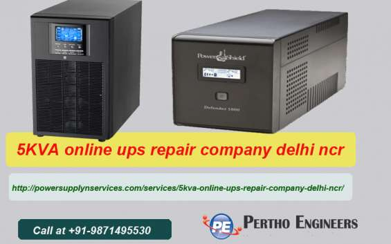 5kva online ups repair company delhi ncr