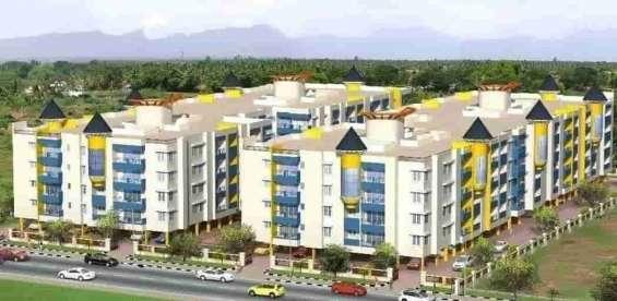 Elegant apartment for sale in mullai nagar