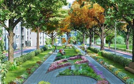 L&t raintree boulevard
