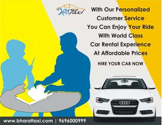 Taxi services in ahmedabad- bharat taxi