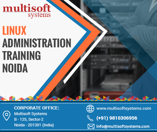 Linux administration training noida