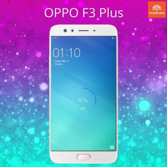 Oppo f3 plus now available with best offers at poorvika mobiles in 11-nov-2017