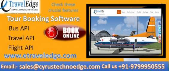 Travel portal software development company