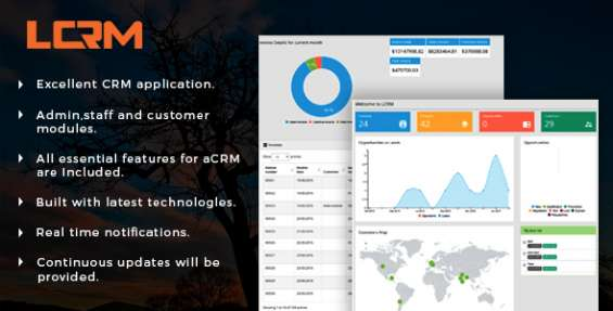 Crm for small business - lcrm