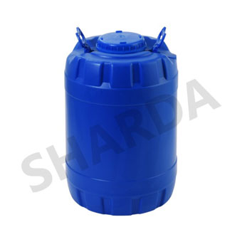 Plastic wide mouth drums | sharda