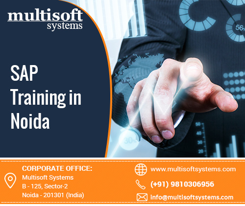 Sap training in noida
