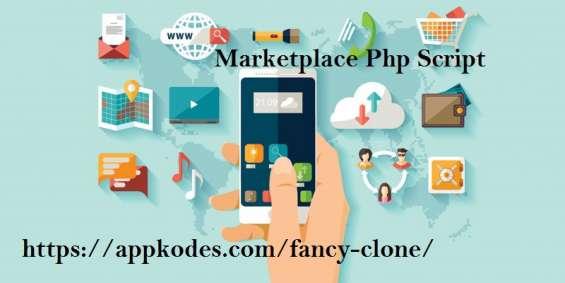 B2b ecommerce startup fancy clone script
