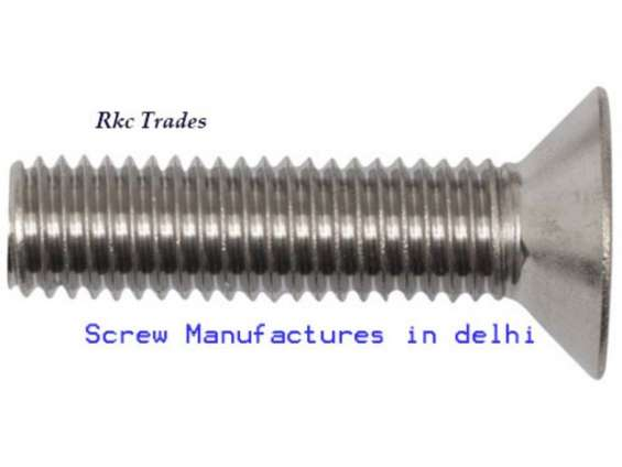 Nut and bolts manufactures in delhi