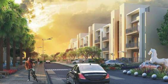 Puri amanvilas – independent floors in 36.95 lacs in township with all modern amenities