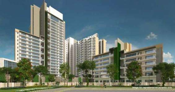 Gurgaon gateway – assured rental of 50k/month by tata housing