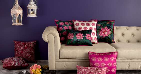 Get cosy bedding items by the pillow company