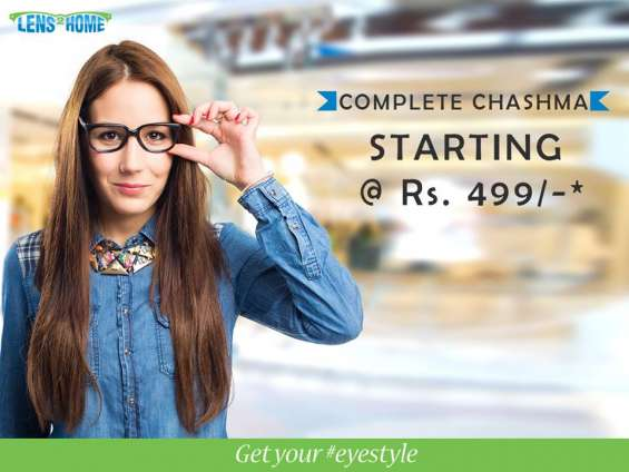 Buy complete chashma online