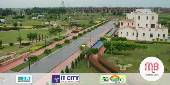 Find every size residential plots in mohali