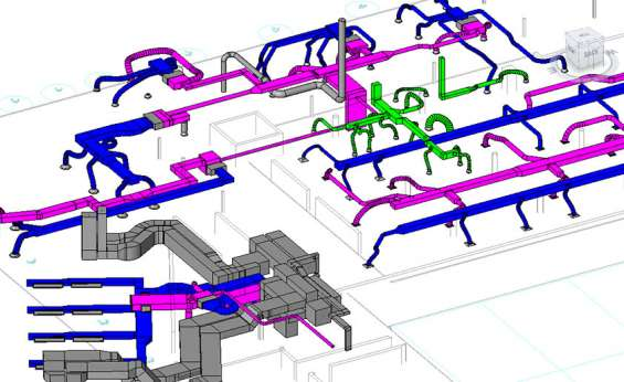 Mep engineering design services - cad outsourcing