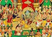 Puranas of hinduism in Telugu