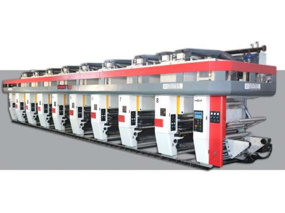 Rotogravure printing machine suppliers in ahmedabad