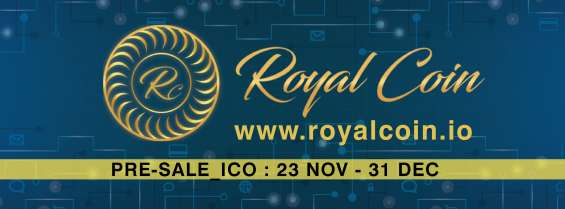 Royal coin cryptocurrency ico-pre sale