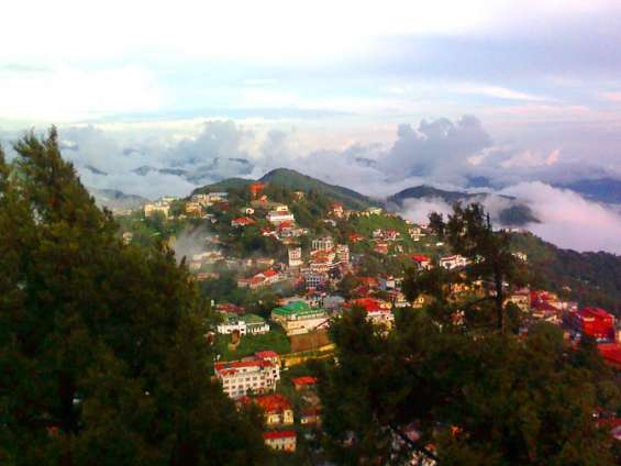 Travel to mussoorie hill station with visit uttrakhand unit of uttarakhand holidays