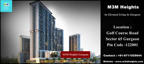 2 bhk affordable and ready to possession home in gurgaon || m3m 65th avenue