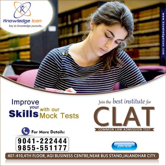 Best clat institute in jalandhar